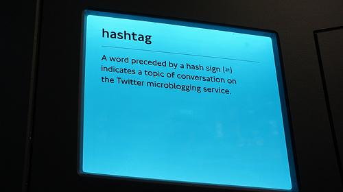 Hashtag Etiquette on Twitter (1/6)